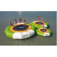 Quality Interesting Inflatable Aqua Park / inflatable Aqua Sport /inflatable Water Games for Adult for sale