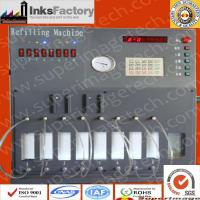China Automatic Inks Filling Machine for Desktop Printers' Ink Cartridges (SI-JQ-FM8IN2#) on sale