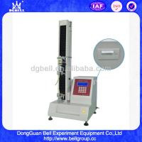 Buy 50KG /500N Universal Material Tensile Strength Testing Equipment BF-BL-500NS Customized Universal Testing Machine at wholesale prices