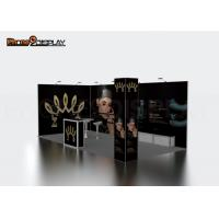 Quality Fashion Innovative Trade Show Booths 10*20 , Portable Custom Exhibit Booths for sale