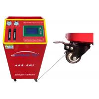 Quality Pressure Brake Fluid Exchange Machine 10L Old Drum 150W Power CE Approval for sale