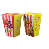 Quality professional paper cake box or food packaging for sale