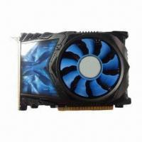 Quality Graphics Card with Video Memory Capacity of 1,024MB and 128 Bits Width for sale