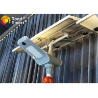 Quality High Lumen Solar Panel Street Lamps  Bridgelux Chip With  80mm Top Diameter Of Pole for sale