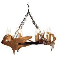 Quality Antler style Pendant Lamp Chandelier Lighting For Indoor Home lighting (WH-AC-30) for sale