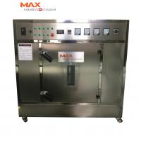 Quality 24kw Temperature Control Industrial Microwave Electric Batch Oven for sale