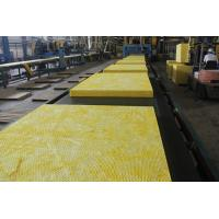 High Density Glass Wool board Insulation For Construction Material