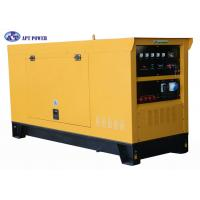 Buy cheap 4 Cylinder 20 - 30 kVA 20kW Weichai Diesel Generator 3 Phase Welding Generating from wholesalers