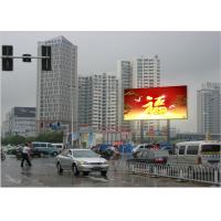 China P10 P8 P6 Outdoor Led Display Module Screen For Airport / Highway Commanding Center on sale