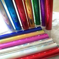 China various color Hot stamping foil for paper on sale
