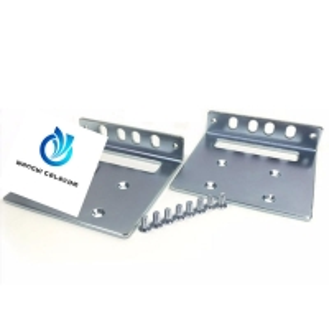 Quality 100% NEW Rack Mount Kit ASR1002X-ACS= Cisco Bracket Ears For CISCO ASR1002-X  included all screws for sale