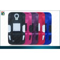 Quality Sport Car Shape Galaxy S4 Samsung Galaxy Protective Cases Hard Silicone Stand for sale