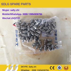 China SDLG orginal grease nipple, 4030000065, sdlg  loader parts  for SDLG wheel loader LG936L on sale