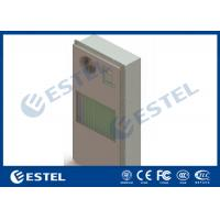 Quality RS485 Communication Outdoor Cabinet Air Conditioner 3000W IP55 Embeded Mounting for sale