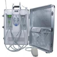 Quality Portable Dental Unit with built-in air compressor motor for sale