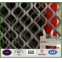China mn steel Stone crusher screen mesh self cleaning screens with polyurethane cross bands on sale
