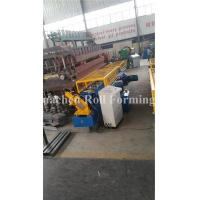 UK market Steel Roof Truss Roll Forming Machine with Simens PLC