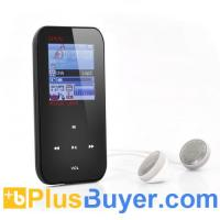 Quality ONN Q2 1.5 Inch LCD MP3 + MP4 Player - 4GB for sale