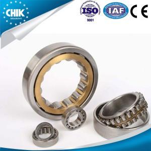 Quality Cylindrical Roller Bearing N NU NJ NF NUP NCF NJG SL E series brass cage for sale