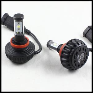 Quality H1 H3 H8 H10 H11 H16 9005 9006 P13W LED headlamps LED Headlight Conversion Kit white for sale