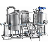 Quality high quality stainless steel small beer brewery brewing equipment 100l for sale