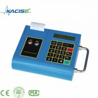 Quality Rs232 Portable Ultrasonic Flow Meters for sale