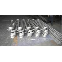 Heat exchanger Boiler tube Pickled / Bright Annealed Stainless Steel Seamless for sale