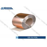 Quality CIC Copper Invar Copper for printed circuit board industry ,  Alloy Foils for sale