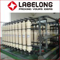 Buy cheap Customized Water Filter Machine , Reverse Osmosis Filter Machine With Raw Water from wholesalers