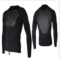 Men's  longsleeve  neoprene top suit   2mm