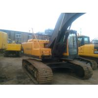 Quality Volvo Used Cheap Excavator EC210,Secondhand Original Hydraulic EC210BLC Crawler Digger for sale