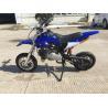 Buy cheap Blue / Black E - Start 4 Stroke Kids Atv Single Cylinder 60CC Pit Bike 48km/H from wholesalers