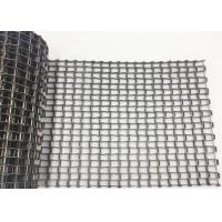 Quality Round Woven Wire Mesh 304 Stainless Steel Honeycomb Conveyor Dryer Screw Belt for sale