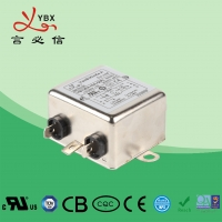 Quality 0.75Kw-560Kw EMI EMC Filter / Ac Input Emi Filter For Frequency Inverter for sale