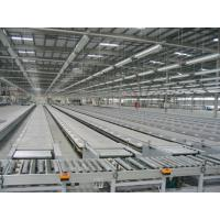 Automatic Industrial Refrigerator Assembly Line For Producing , Straight Section
