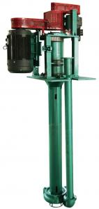 Quality Cantilever Type Single Stage Vertical Slurry Pump for sale