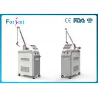 Quality laser hair removal frequency Q-Swtiched Nd Yag Laser Machine FMY-I Tattoo Removal Machine for sale