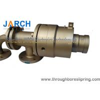 Quality High Temperature Hydraulic Rotary Union 300psi hot oil quick machine coupling pipes for sale