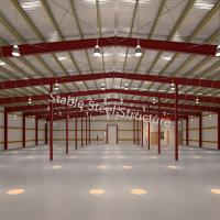 Quality Prefab Steel Structure Construction for Industrial Buildings with best quality for sale
