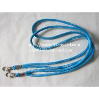 Quality Wholesale Bungee Cord Woven Lanyard for sale