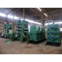Quality 750KW carbon steel Hot Rolling Mill Machinery / machine For making rebar with high quality for sale