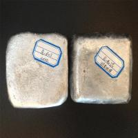 Quality AlMo master alloy , Aluminum molybdenum alloy ingot AlMo10 for sale