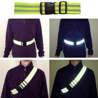 Buy cheap EchoFlove Unisex Safety High Visibility Adjustable Reflection Belt Outdoor Night from wholesalers