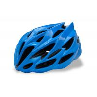 Quality 32 Vents Customized Men Cycle Helmets High Density CE Approved Nylon Straps for sale