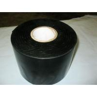 China Black Anti Corrosion Pipe Wrap Tape Corrosion Resistant Coating Material for Industrial on sale