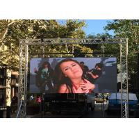 Quality 8000nit Brightness HD LED Video Wall 1R1G1B Pixel Configuration Outdoor for sale