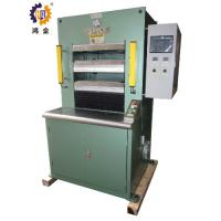 Quality PLC Control High performance Hydraulic Heat Press Machine With Two Opening 50T for sale