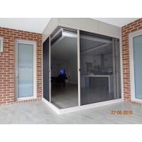 China Anti mosquito retractable fly insect screen mesh door & window on sale