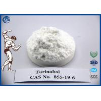 Quality Weight Loss Oral Turinabol Steroid 99% Pure Raw Powder CAS 855 19 6 for sale
