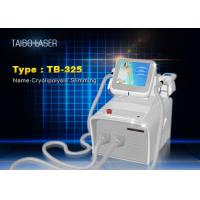China Portable Double Heads Cryolipolysis Body Slimming Machine For Losing Weight Body Shape on sale